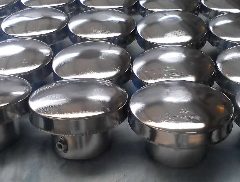 Stainless steel electrolytic polishing